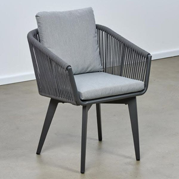 Diva Rope Chair Inspired Outdoor Living